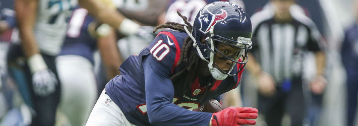 Can DeAndre Hopkins possibly outdo his spectacular 2015 campaign?