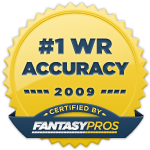 Top WR Experts