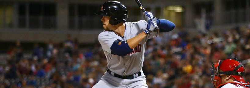 Prospect Bradley Zimmer brings some compelling speed and power to the table