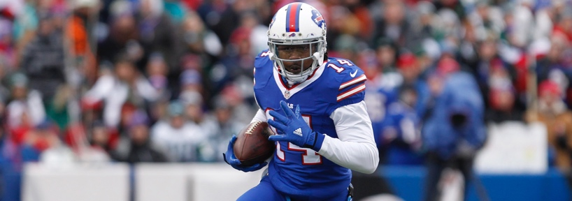 Sammy Watkins has fooled owners for too many years into drafting him early