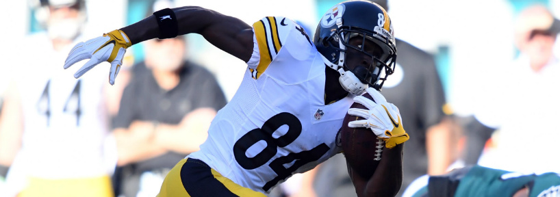 Should owners attempt to sell high on Antonio Brown?