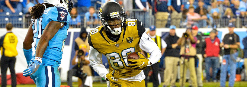 There are many reasons Allen Hurns is poised to have a bounceback season in 2017