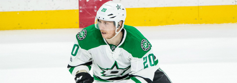 Cody Eakin has points in three of his last four games