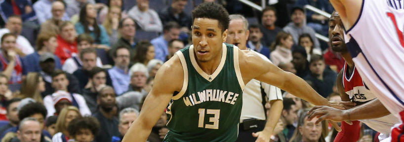 Malcolm Brogdon is making a case for Rookie of the Year