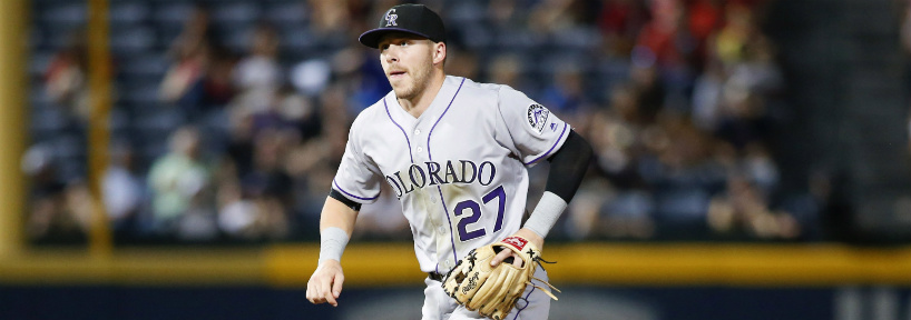 Trevor Story's rookie power surge was the real deal