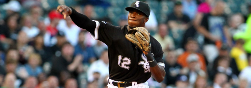 Once the proven shortstops are off the board, don't sleep on Tim Anderson and his stolen base potential