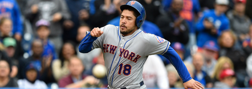 Arbitration eligibility and a new swing make Travis d'Arnaud a breakout candidate