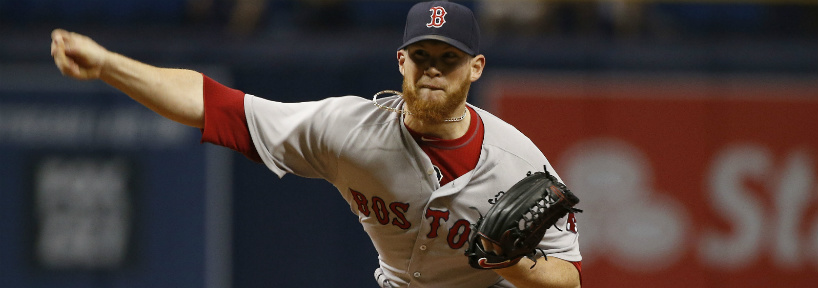 Top relievers like Craig Kimbrel are perfect for auction strategies prioritizing elite relievers