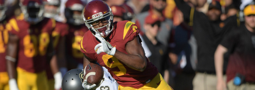 Juju Smith-Schuster is one of the most polarizing players entering the NFL Draft. Lead NFL Writer Mike Tagliere discusses whether or not you should be selecting him in your dynasty drafts.