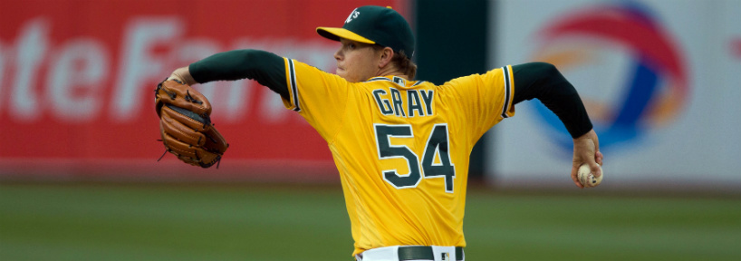 Sonny Gray's injury significantly dampens his fantasy value