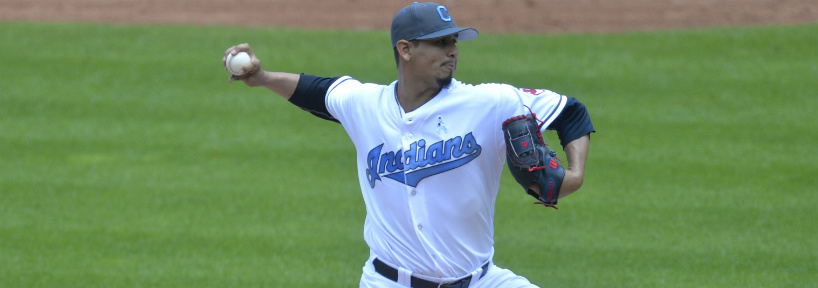 Carlos Carrasco's elbow injury clouds his 2017 outlook