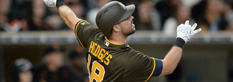Austin Hedges should receive every opportunity to succeed with the rebuilding Padres