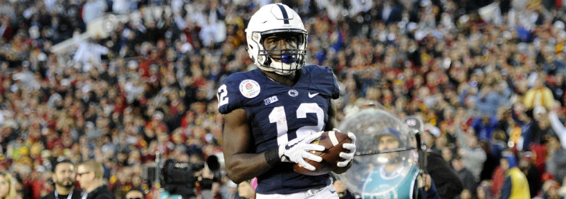 After an impressive NFL Combine, Penn State wide receiver Chris Godwin is being looked at as a potential first round pick.