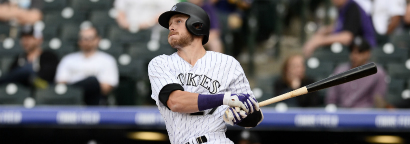 Is positive regression on the horizon for Trevor Story?