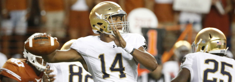 Quarterback DeShone Kizer may have seen his draft stock fall when his college head coach came forward saying that he still needs to grow up, both on-and-off the field.