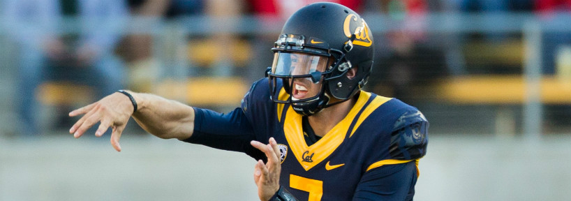 Cal's quarterback Davis Webb isn't among the draft class' top-tier, but he should be able to find a home within the first three rounds of the NFL Draft.