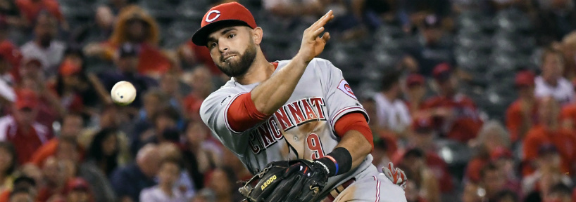 The window to buy low on Jose Peraza will soon close
