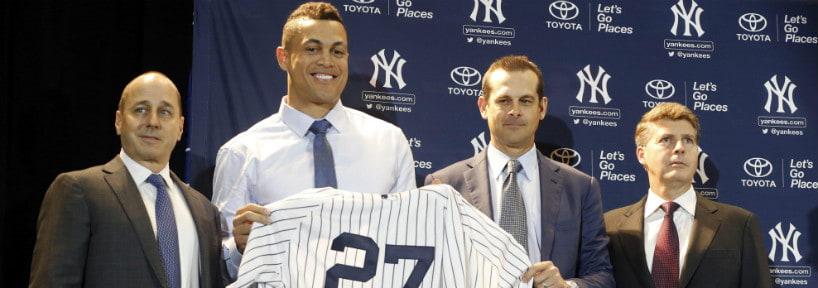 Giancarlo Stanton Yankees