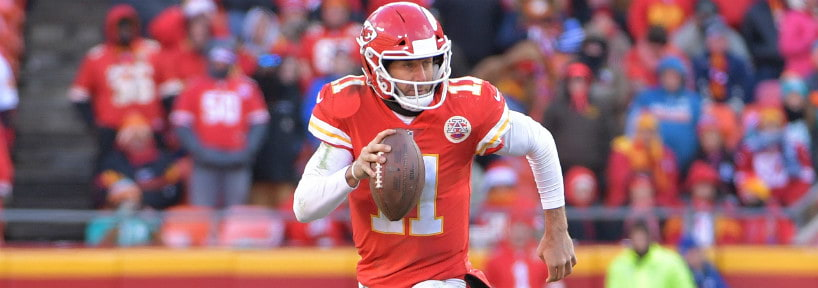 bcb6acc4a Fantasy Impact  Alex Smith Traded to the Redskins