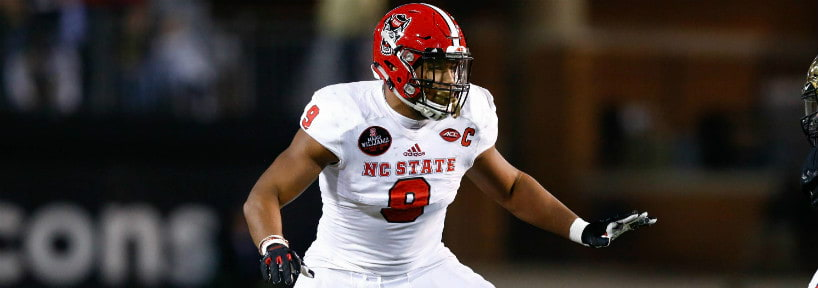 7d1929b01 Mike Tagliere s NFL Mock Draft 2018 – Two Rounds (4.0)