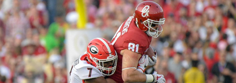 2230764f6 Scouting Profile  Tight End Mark Andrews