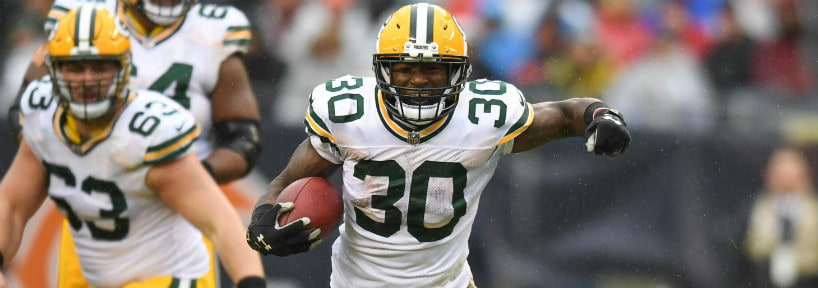 Why Jamaal Williams Is The Best Rb Sleeper In 2018 Fantasy Football