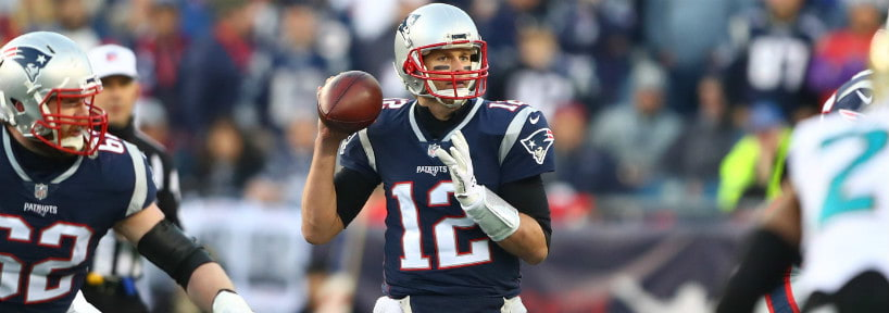 85ac9fc7144 Tom Brady has been on a hot streak and has a favorable matchup against  Pittsburgh