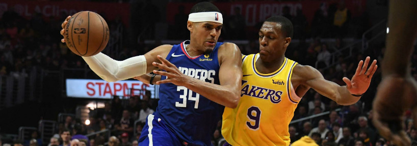 8fecea5972f5 The Los Angeles Clippers sent star forward Tobias Harris along with center  Boban Marjanovic and forward Mike Scott to the Philadelphia 76ers ...