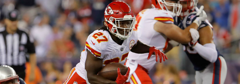 6fcc2071a Former Pro-Bowler and rushing champ Kareem Hunt signed with the Browns on  Monday in a shocking move that seemingly came out of nowhere.