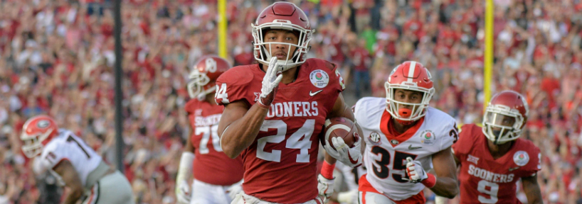 Best Rb Fantasy 2019 Who Will Be the Top Fantasy Football RB from the 2019 NFL Draft