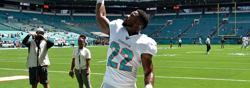Mark Walton Priority Waiver Wire Pickup For Week 8 Fantasy