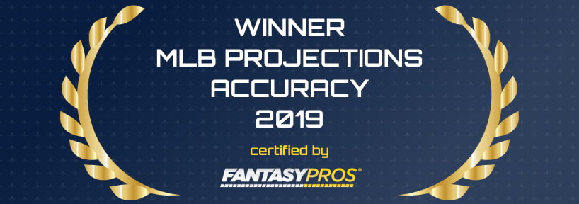 Most Accurate Fantasy Baseball Projections