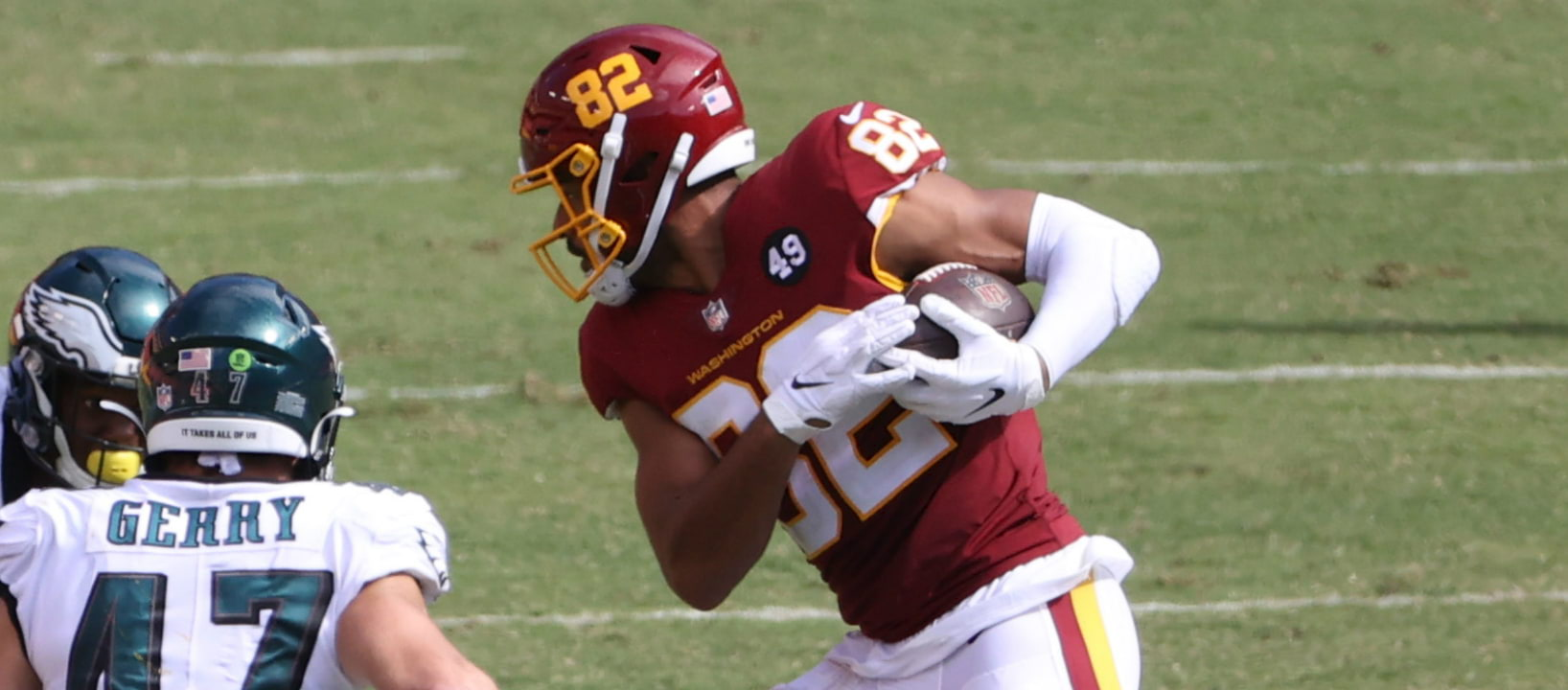 Is Logan Thomas This Year's Darren Waller? (2020 Fantasy Football) |  FantasyPros