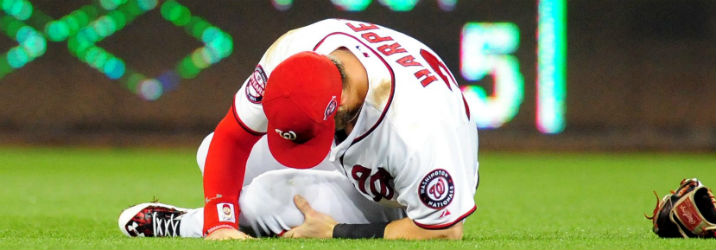 bryce harper injury