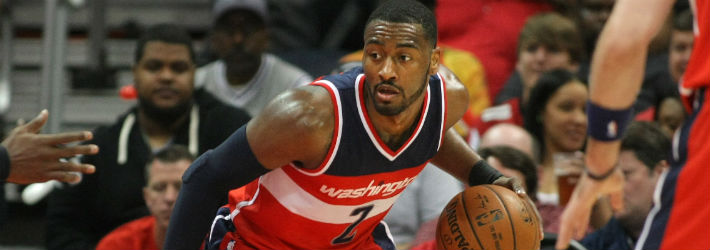 John Wall could feast tonight on the 76ers and could be DFS gold