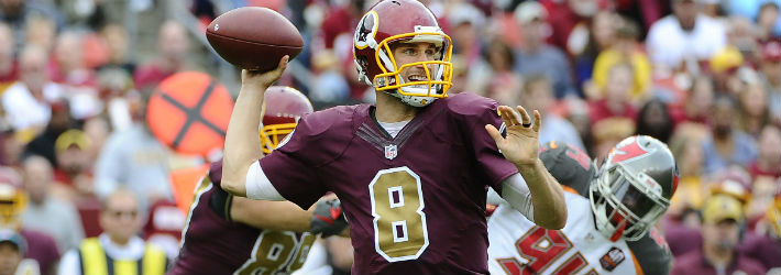 Kirk Cousins may be primed to continue from from where he left off in 2015