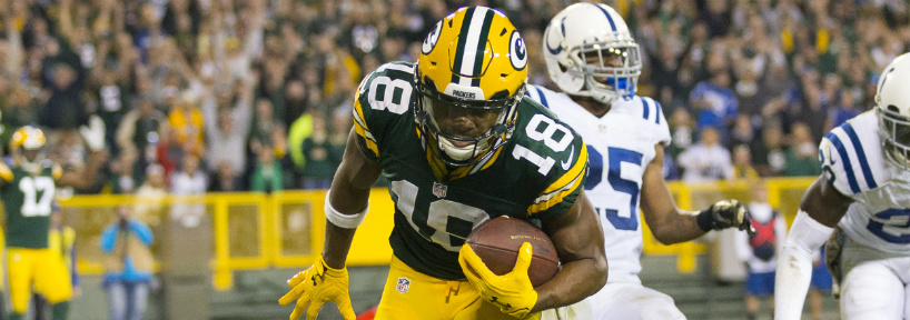 How well will Randall Cobb perform after returning from an ankle sprain?