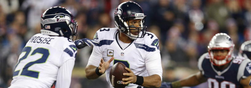 Russell Wilson shouldn't have a hard time producing against a soft defense in a dome