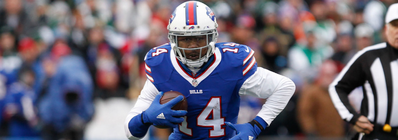 Sammy Watkins' injury is something that fantasy owners will likely need to monitor each week