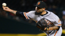 Closer Report: Sergio Romo, Ryan Dull, Jeanmar Gomez photo
