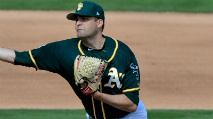 Andrew Triggs Profile (Fantasy Baseball) photo