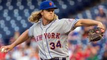 Fantasy Baseball Injury Report: Noah Syndergaard, Ryan Braun, Felix Hernandez photo