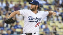 By the Numbers: Clayton Kershaw, Aaron Judge, Andrew McCutchen photo