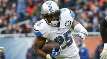 10 Running Backs with PPR Lifts (Fantasy Football) photo