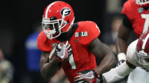 NFL Draft Blind Comparisons: Sony Michel (Fantasy Football) photo