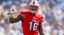 Scouting Profile: Wide Receiver Courtland Sutton photo