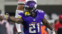 NFL Blind Comparisions: Jerick McKinnon (Fantasy Football) photo