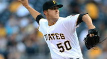 By The Numbers: Gerrit Cole, Jameson Taillon, Franchy Cordero photo