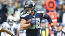 Jimmy Graham: Tight End Steal of the Draft in 2018? (Fantasy Football) photo