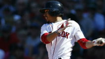 By The Numbers: Mookie Betts, James Paxton, Billy Hamilton photo